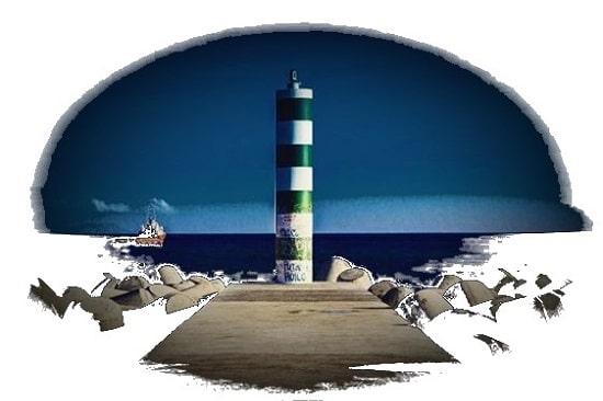 sophrologue - phare devant la mer