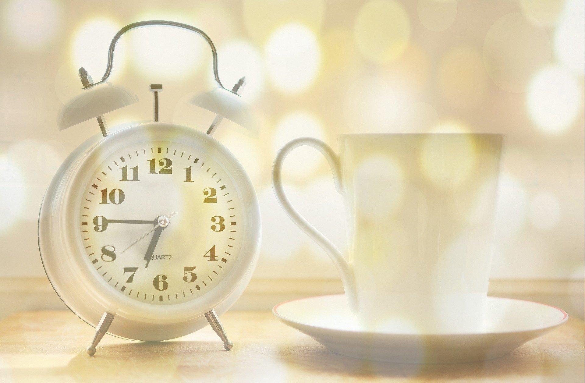 Temps de pause